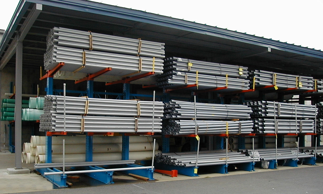 Cantilever Racks Warehouse Design