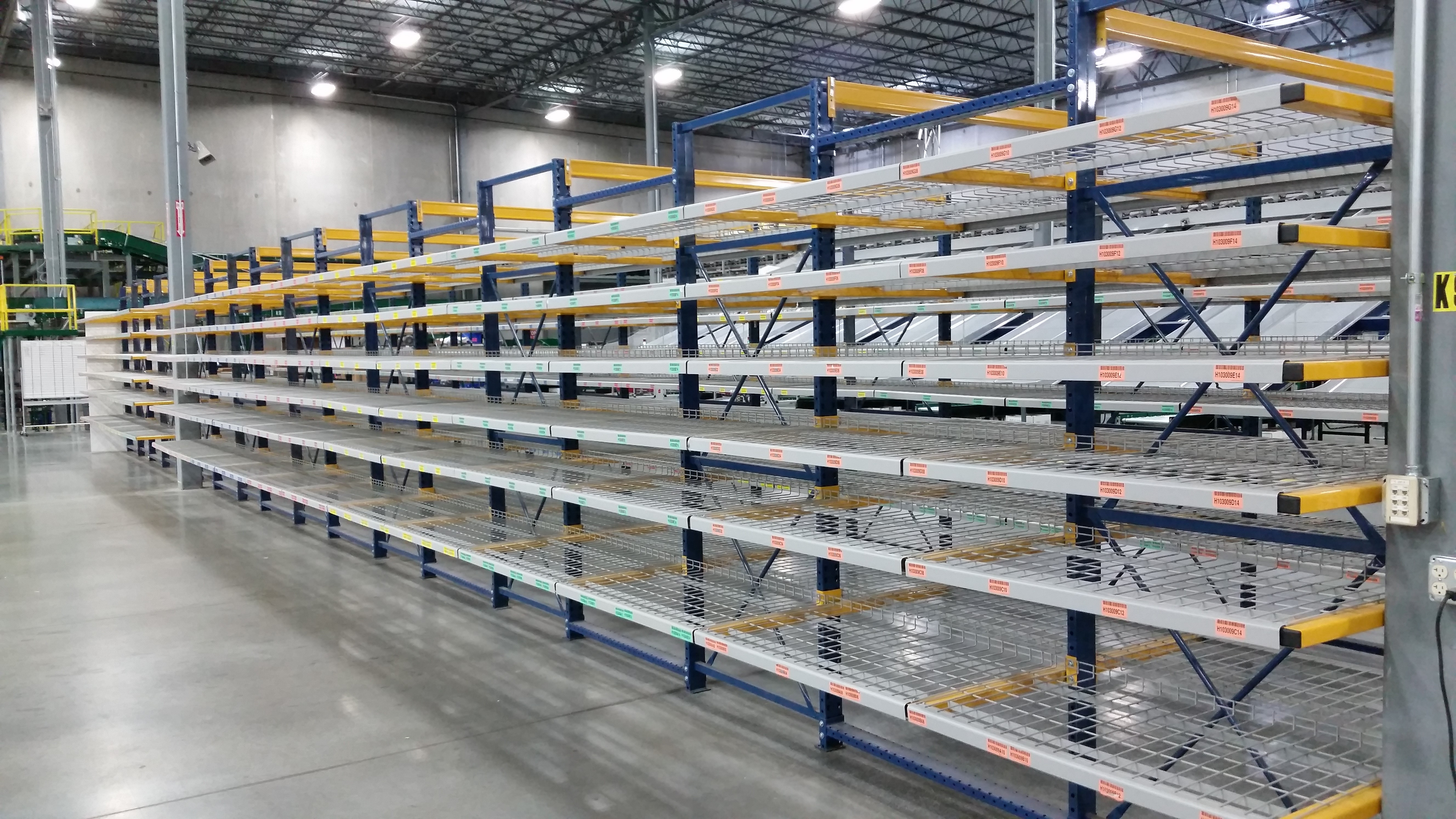 double steeltrees rack cantilever racks sale for china
