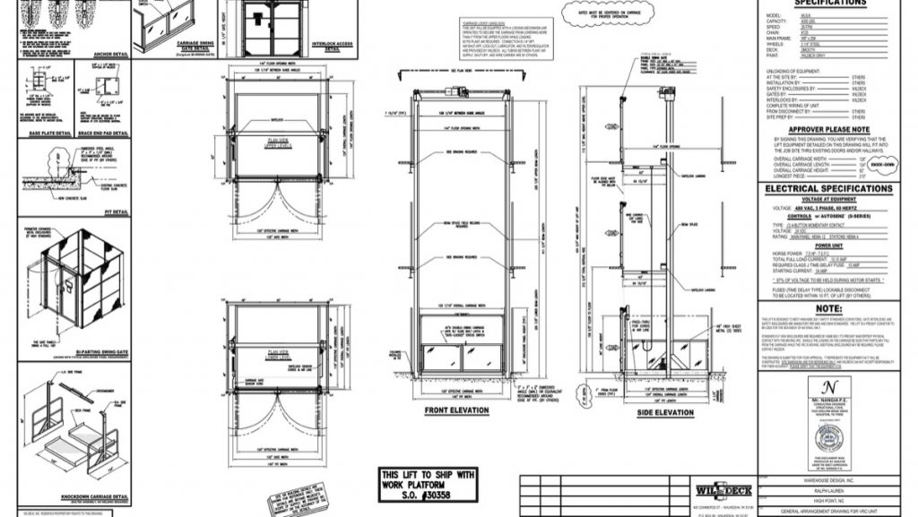 Warehouse Design Build Replace Repair Warehouse Design