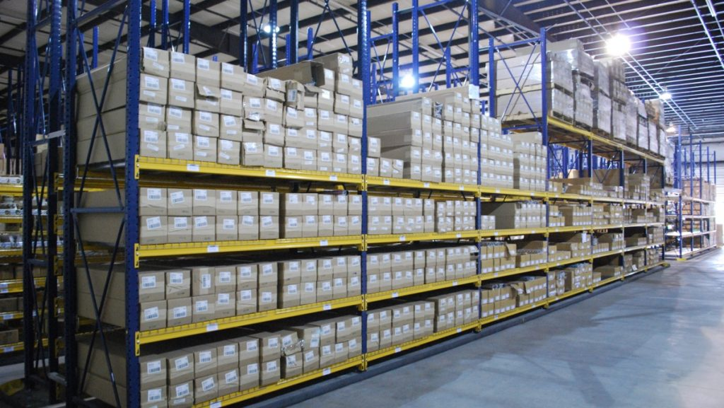 View Galleries Of Our Storage Options Warehouse Design